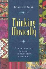 Thinking Musically 1st Edition 9780195136647 0195136640