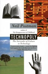 Technopoly 1st edition 9780679745402 0679745408