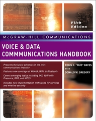 Voice & Data Communications Handbook, Fifth Edition 5th Edition 9780072263350 0072263350