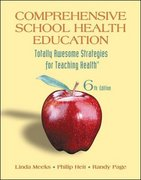Comprehensive School Health Education 6th edition 9780073404622 0073404624