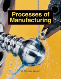 Processes of Manufacturing 4th Edition 9781590703625 1590703626