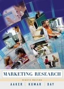 Marketing Research 8th edition 9780471230571 047123057X
