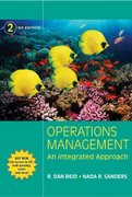 Operations Management 2nd edition 9780471347248 0471347248