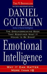 Emotional Intelligence (10th Anniversary Edition) 1st Edition 9780553383713 055338371X