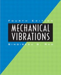 Mechanical Vibrations 4th edition 9780130489876 0130489875