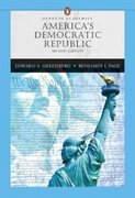 America's Democratic Republic 2nd edition 9780321431332 0321431332