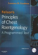 Felson's Principles of Chest Roentgenology Text with CD-ROM 3rd edition 9781416029236 1416029230