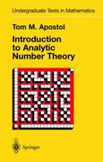 Introduction to Analytic Number Theory 5th edition 9780387901633 0387901639