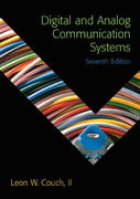 Digital & Analog Communication Systems 8th Edition 9780132915380 0132915383