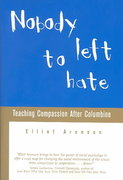 Nobody Left to Hate 1st Edition 9780805070996 0805070990
