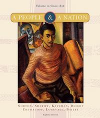 A People and a Nation 8th edition 9780618947775 0618947779