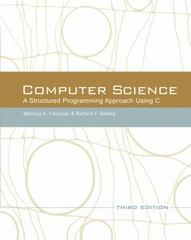 Computer Science 3rd edition 9780534491321 0534491324