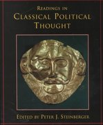Readings in Classical Political Thought 0 9780872205123 0872205126