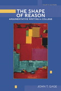 The Shape of Reason 4th Edition 9780321320773 0321320778