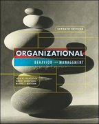 MP Organizational Behavior and Management w/OLC/PW Card 7th edition 9780073109633 0073109630