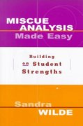 Miscue Analysis Made Easy 1st Edition 9780325002392 0325002398