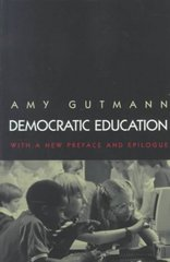 Democratic Education 2nd edition 9780691009162 0691009163