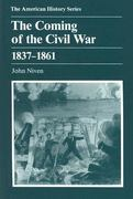 The Coming of the Civil War 1st Edition 9780882958613 0882958615