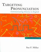 Targeting Pronunciation 2nd edition 9780618444182 0618444181