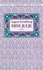 Miss Julie 0 9780486272818 0486272818