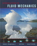 Introduction to Fluid Mechanics 1st Edition 9780195154511 0195154517