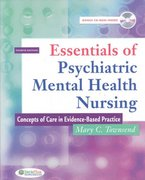 Package of Essentials of Psychiatric Mental Health Nursing, 4th Edition & PsychNotes, 2nd Edition 4th edition 9780803618985 0803618980