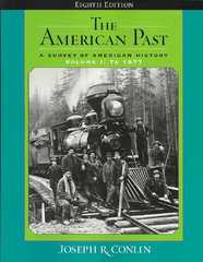 The American Past 8th edition 9780495050575 0495050571