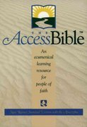 The Access Bible, New Revised Standard Version with Apocrypha (Paperback 9872A) 1st edition 9780195282177 0195282175