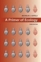A Primer of Ecology 3rd Edition 9780878932733 0878932739