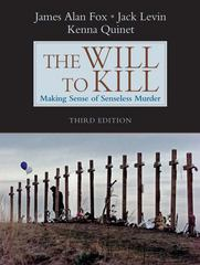 The Will to Kill 3rd edition 9780205516711 0205516718