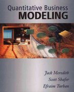 Quantitative Business Modeling 1st edition 9780324016000 032401600X