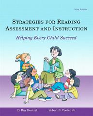 Strategies for Reading Assessment and Instruction 3rd Edition 9780131721456 0131721453