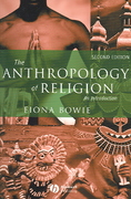 The Anthropology of Religion 2nd Edition 9781405121057 140512105X