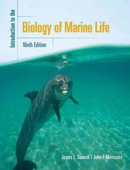 Introduction To The Biology Of Marine Life 9th edition 9780763753696 0763753696