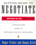 Getting Ready to Negotiate 1st Edition 9780140235319 0140235310