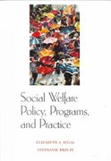 Social Welfare Policy, Programs, and Practice 1st edition 9780875814117 0875814115