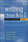 Writing from A to Z with Catalyst access card 5th edition 9780073103037 0073103039