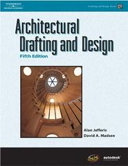 Architectural Drafting and Design 5th edition 9781401867157 1401867154
