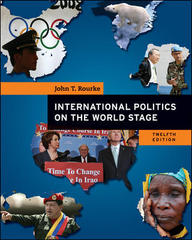International Politics on the World Stage 12th Edition 9780073403885 0073403881