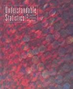 Understandable Statistics 7th edition 9780618205547 0618205543
