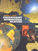 Contemporary International Relations 6th edition 9780321089991 0321089995