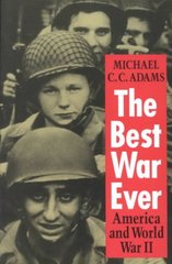 The Best War Ever 1st Edition 9780801846977 0801846978
