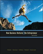 New Business Ventures and the Entrepreneur 6th edition 9780073404974 0073404977