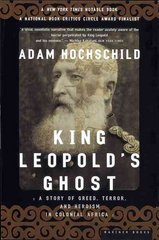 King Leopold's Ghost 1st Edition 9780618001903 0618001905