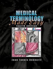 Medical Terminology Made Easy 4th edition 9781401898847 140189884X