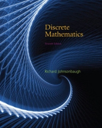 Discrete Mathematics 7th edition 9780131593183 0131593188