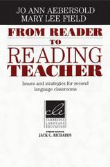 From Reader to Reading Teacher 0 9780521497855 052149785X