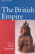 The British Empire 1st Edition 9780191512360 0191512362