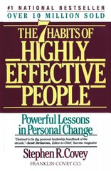 The Seven Habits of Highly Effective People 1st Edition 9780671708634 0671708635