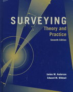 Surveying: Theory and Practice 7th Edition 9780070159143 0070159149